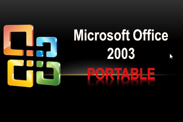 office 2003 portable