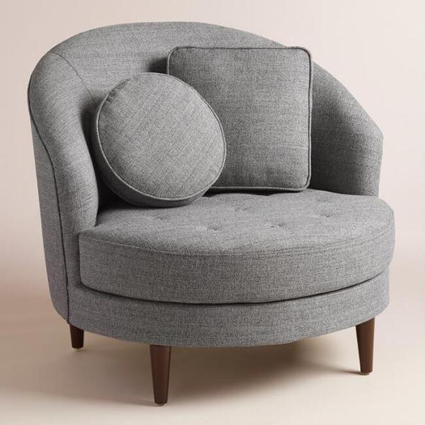 Ghế sofa đơn mang lại vẻ đẹp hiện đại cho không gian nhà bạn